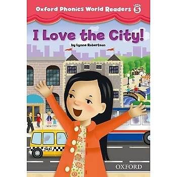 OXFORD OPWR 5:I LOVE THE CITY     NEW