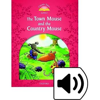 OXFORD C.T 2:TOWN MOUSE & COU. MOUSE  2ED MP3