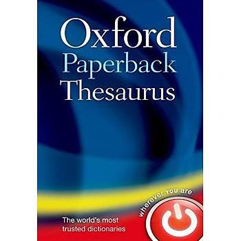 OXFORD PAPERBACK THESAURUS 4ED