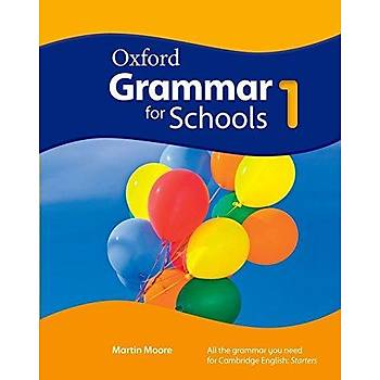 OXFORD GRAMMAR FOR SCHOOLS 1 SB +DVD