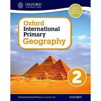 OXFORD INTERNATIONAL PRIMARY GEOGRAPHY 2 SB+WB