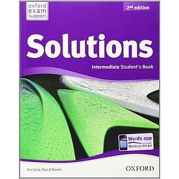 OXFORD SOLUTIONS 2ED INTER  SB +WB