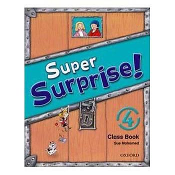 OXFORD SUPER SURPRISE 4 SB.+WB