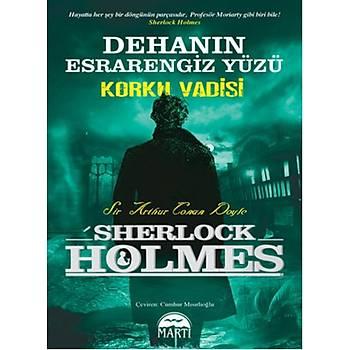 Sherlock Holmes Dehanýn Esrarengiz Yüzü
