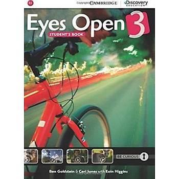 Cambridge Eyes Open,3 SB+ Workbook with Online Practice