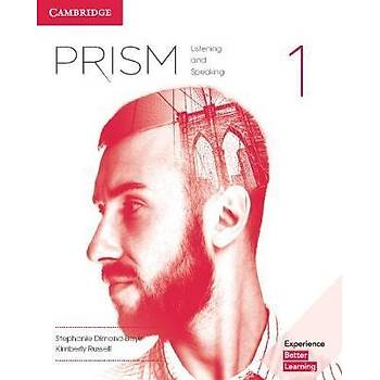 Cambridge Prism Level 1, SB+ Workbook Listening and Speaking