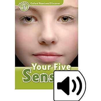 OXFORD ORD 3:YOUR FIVE SENSES MP3