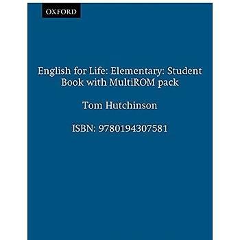 OXFORD ENGLISH FOR LIFE ELEMENT SB +M-ROM+WB