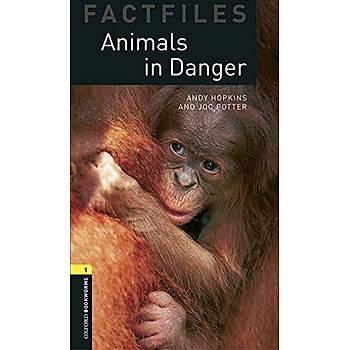 OXFORD OBWL F.1:ANIMALS IN DANGER +mp3