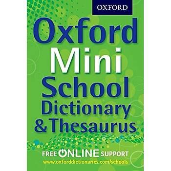 OXFORD MINI SCHOOL DIC & THESAURUS