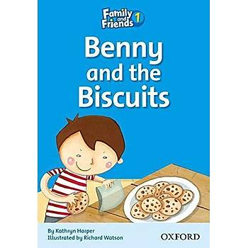 OXFORD FAMILY AND FRIENDS 1-D:BENNY AND BISCUITS