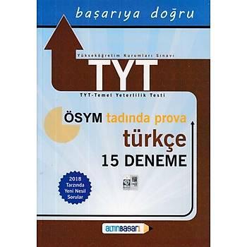 Altýnbaþarý TYT Türkçe 15 Deneme 30,00 TL ÝADESÝZ