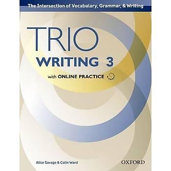 OXFORD TRIO WRITING 3 + ONLINE PRACTICE