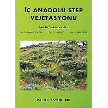 Ýç Anadolu Step Vejetasyonu