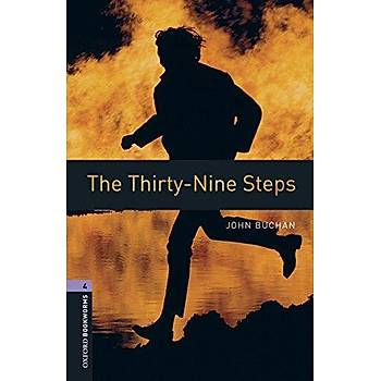 OXFORD OBWL 4:THIRTY NINE STEPS MP3