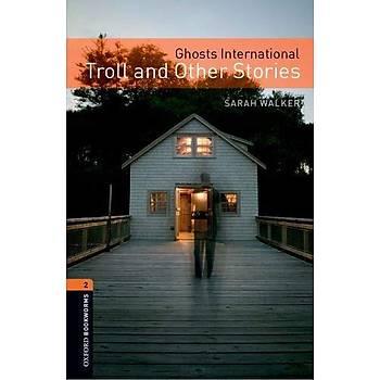 OXFORD OBWL 2:GHOSTS INTER:TROLL   MP3