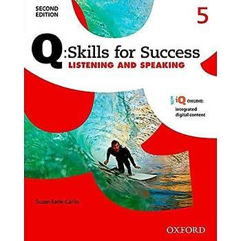 OXFORD Q.SKILLS 5 LIST-SPEAK SB +ONLINE 2ED