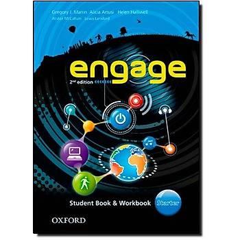 OXFORD ENGAGE STARTER SB +WB +M-ROM 2ED