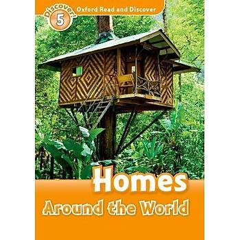 OXFORD ORD 5:HOMES AROUND WORLD +CD