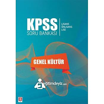KPSS Genel Kültür Soru Bankasý