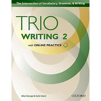 OXFORD TRIO WRITING 2 SB + ONLINE