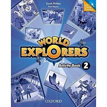 OXFORD WORLD EXPLORERS 2 WB + ONLINE PRAC.
