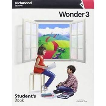 Wonder 3 Student's Book+Wb