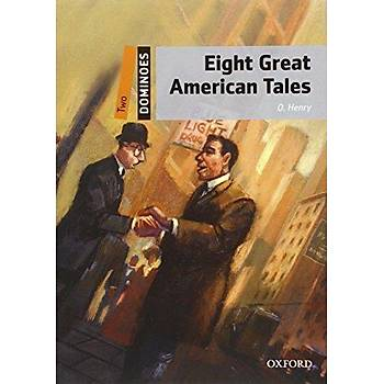 OXFORD DOM 2:EIGHT GREAT AMERICAN TALES MP3