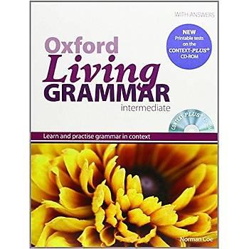 OXFORD LIVING GRAMMAR INTER SB +CD NEW