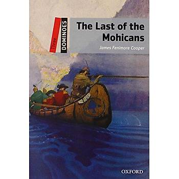 OXFORD DOM 3:LAST OF MOHICANS +CD   NEW