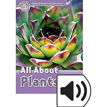 OXFORD ORD 4:ALL ABOUT PLANTS +MP3