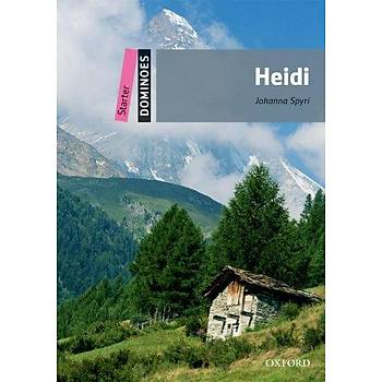 OXFORD DOM S:HEIDI +CD   NEW