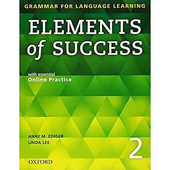 OXFORD ELEMENTS OF SUCCESS 2 SB + ONLINE