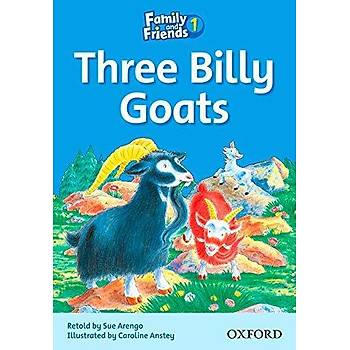 OXFORD FAMILY AND FRIENDS 1-B:THREE BILLY GOATS