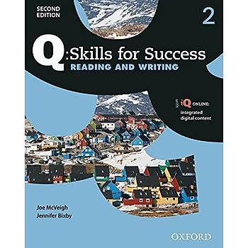 OXFORD Q.SKILLS 2 READ-WRIT SB +ONLINE 2ED