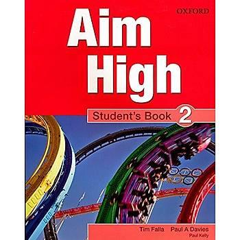 OXFORD AIM HIGH 2 SB +WB