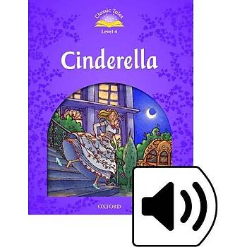OXFORD C.T 4:CINDERALLA  2ED  +MP3