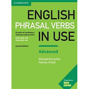 Cambridge English Phrasal Verbs in Use Advanced Book with answers