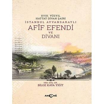 Afif Efendi ve Divaný