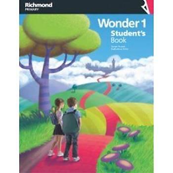 Wonder 1 Student's Book+Wb