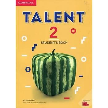 Cambridge Talent Level 2 Pupil's Book+ Workbook