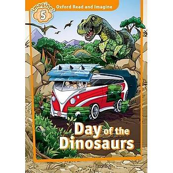 OXFORD ORI 5:DAY OF THE DINOSAURS +CD