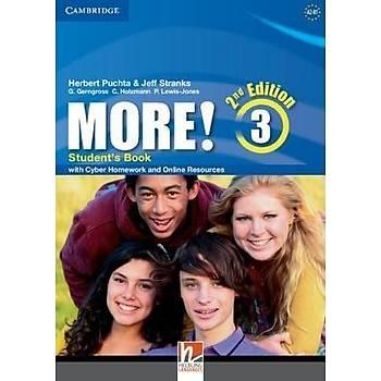 Cambridge More,2ED,3 SB Online Resources+ Workbook