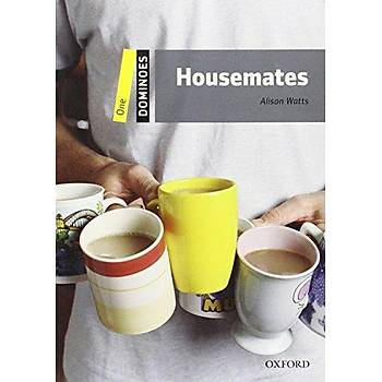 OXFORD DOM 1:HOUSEMATES +CD NEW