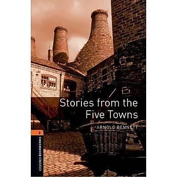 OXFORD OBWL 2:STORIES FIVE TOWNS  MP3
