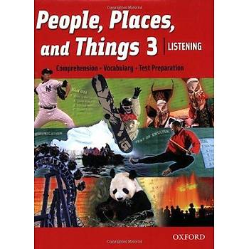 OXFORD PEOPLE PLACES THINGS LIST 3 SB