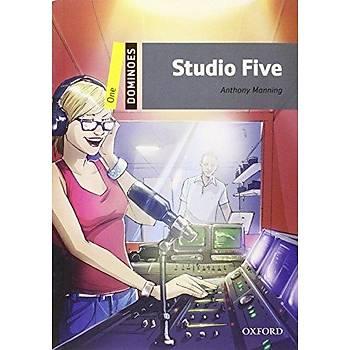 OXFORD DOM 1:STUDIO FIVE +CD  NEW