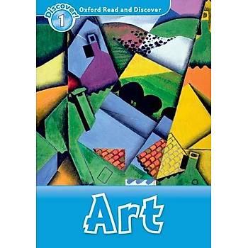 OXFORD ORD 1:ART +CD