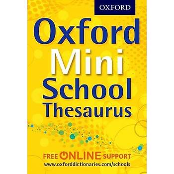 OXFORD MINI SCHOOL THESAURUS DICT.