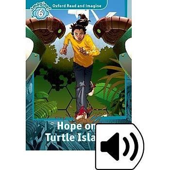 OXFORD ORI 6:HOPE ON TURTLE ISLAND +MP3